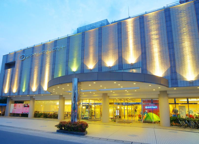 外観(新ロイヤルホテル四万十)
